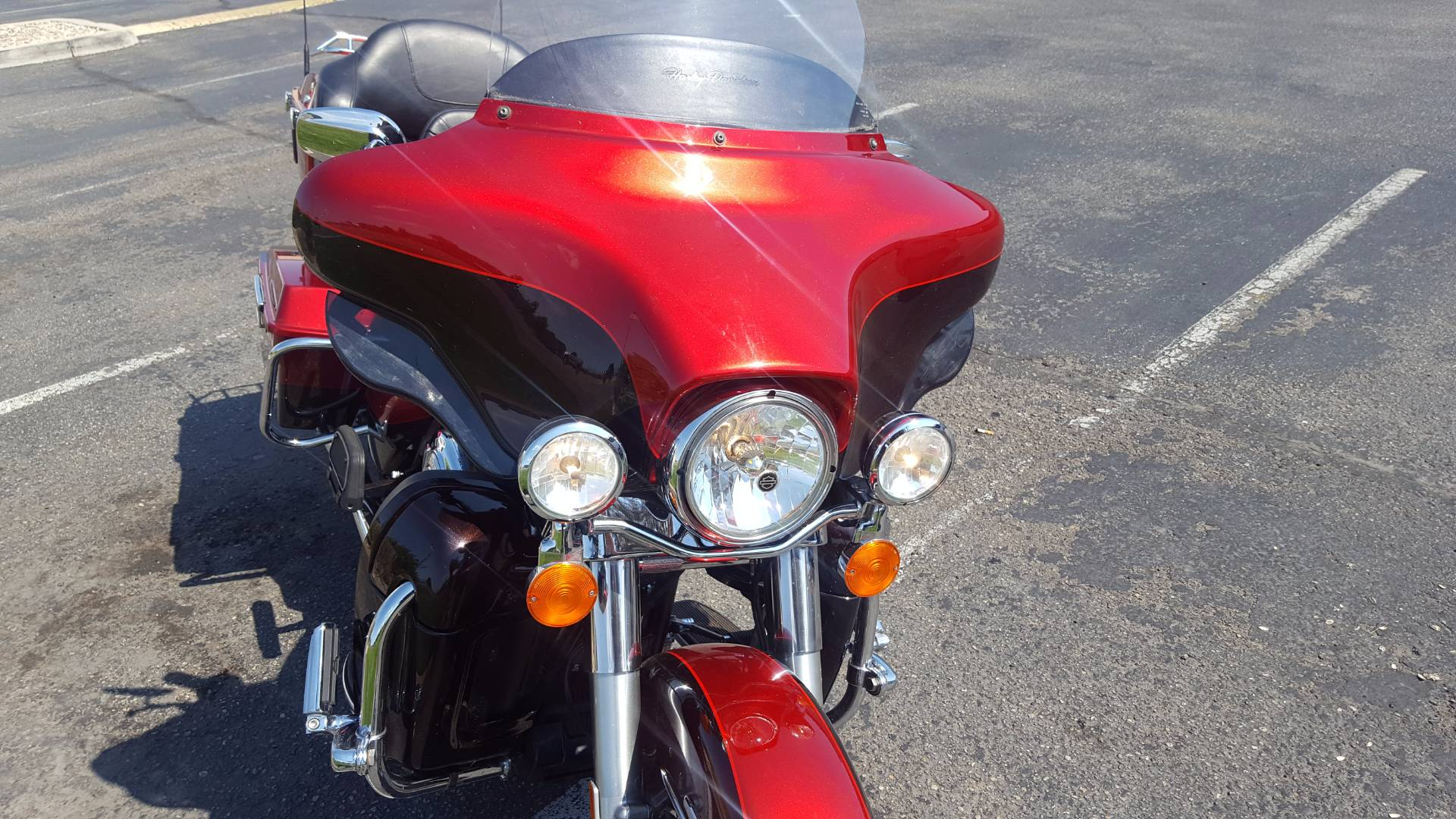 2012 Harley-Davidson Electra Glide® Ultra Limited in Meridian, Idaho
