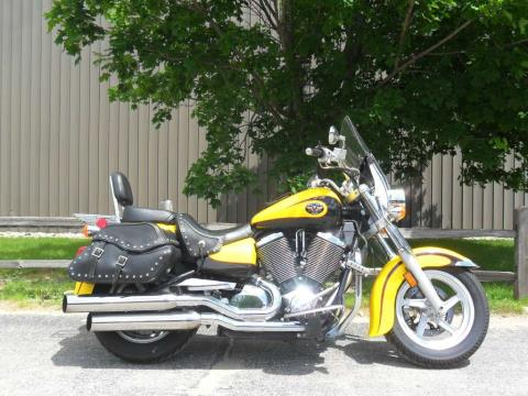 2003 Victory Classic Cruiser in Baldwin, Michigan