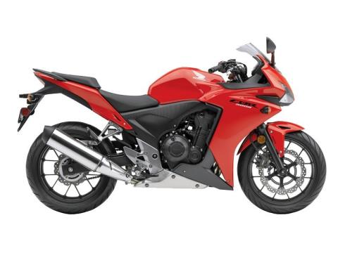 2013 Honda CBR®500R ABS in Baldwin, Michigan