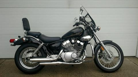 2012 Yamaha V Star 250 in Baldwin, Michigan
