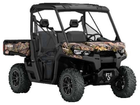 2016 Can-Am Defender XT HD10 in Baldwin, Michigan
