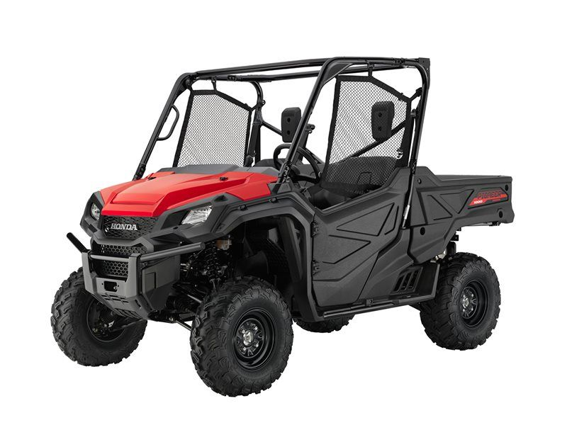 2016 Honda Pioneer 1000 in Baldwin, Michigan