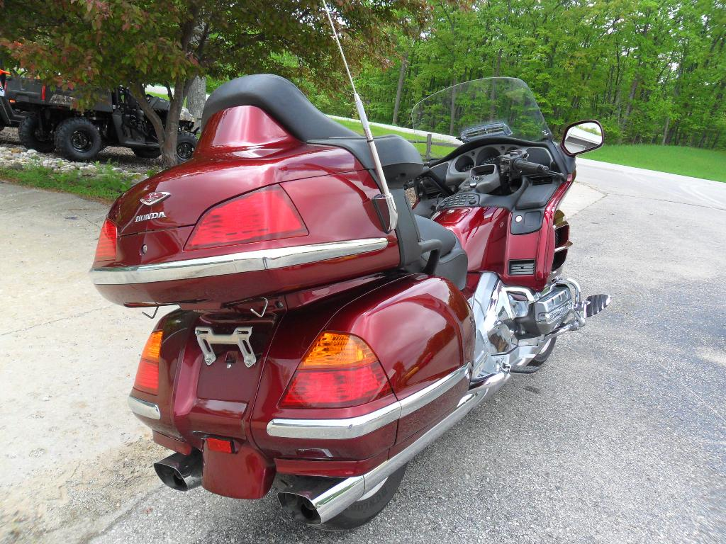 2005 Honda Gold Wing® in Baldwin, Michigan