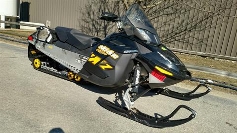 2009 Ski-Doo MXZ Renegade 1200 4-TEC in Baldwin, Michigan