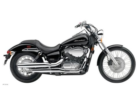 2012 Honda Shadow® Spirit 750 in Baldwin, Michigan