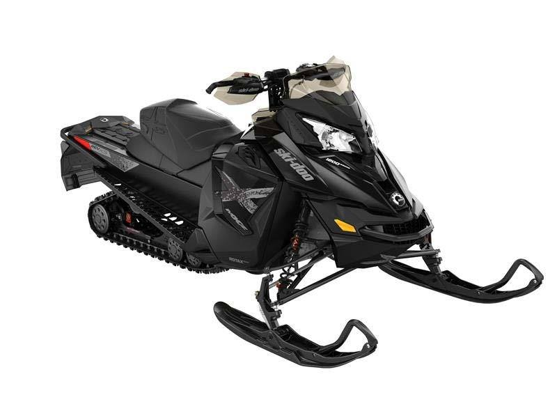 2016 Ski-Doo MX Z X 4-TEC 1200 Black in Baldwin, Michigan