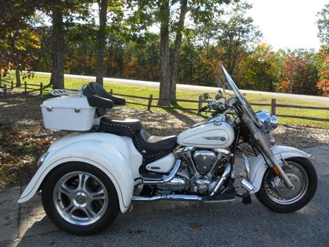 2000 Yamaha Road Star in Baldwin, Michigan