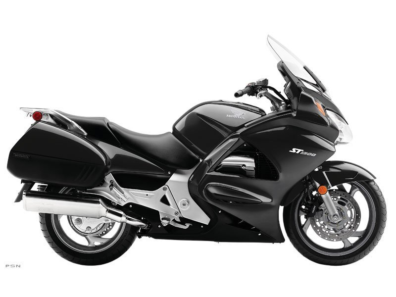 2012 Honda ST1300 ABS™ in Baldwin, Michigan