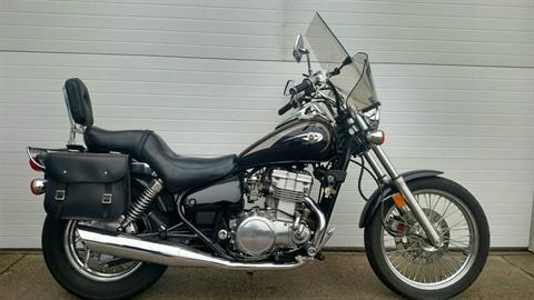 2003 Kawasaki Vulcan 500 LTD in Baldwin, Michigan