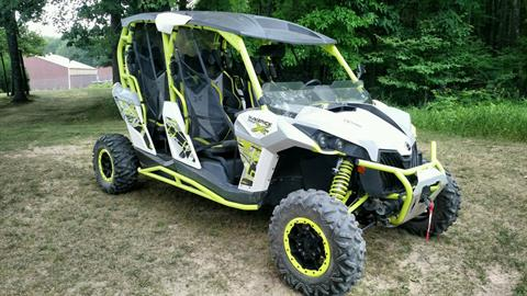2015 Can-Am Maverick™ Max X® ds 1000R Turbo in Baldwin, Michigan