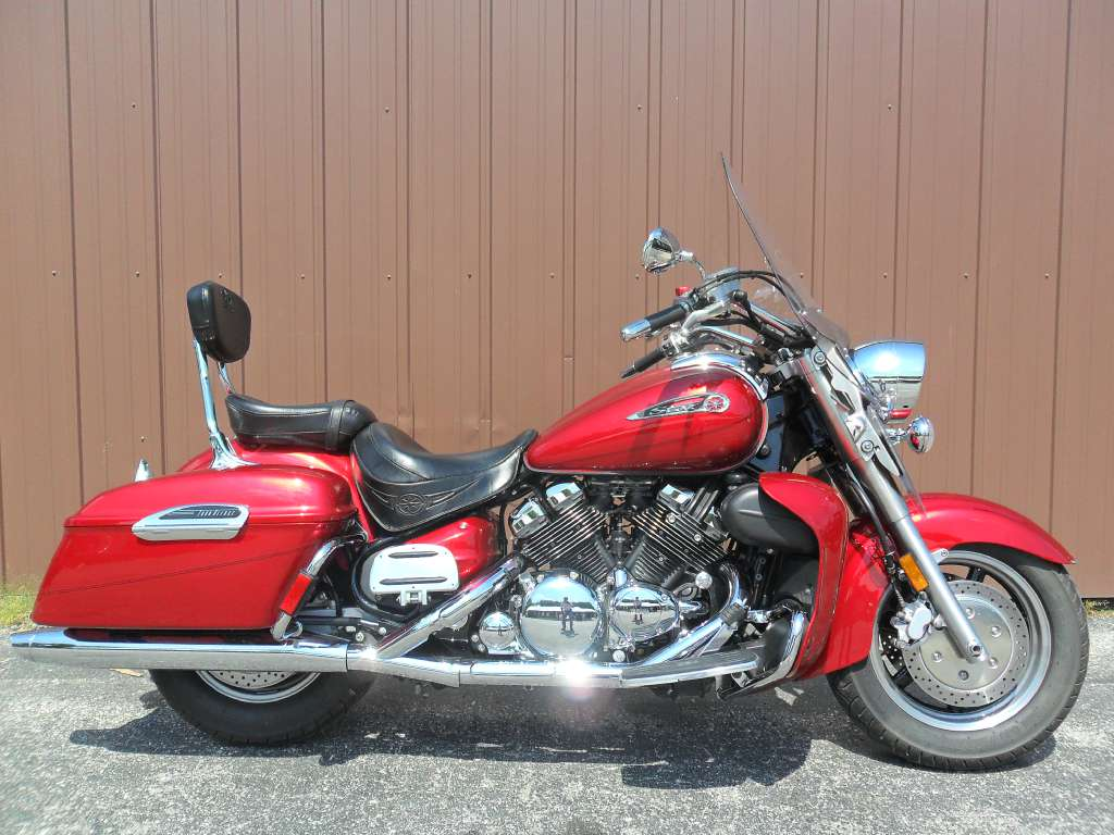 Used 2009 Yamaha Royal Star Tour Deluxe Motorcycles in Baldwin, MI ...