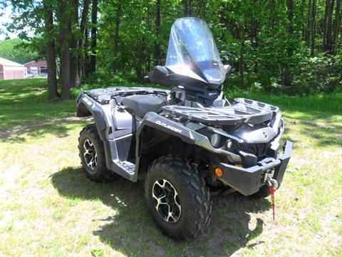 2014 Can-Am Outlander™ XT™ 1000 in Baldwin, Michigan