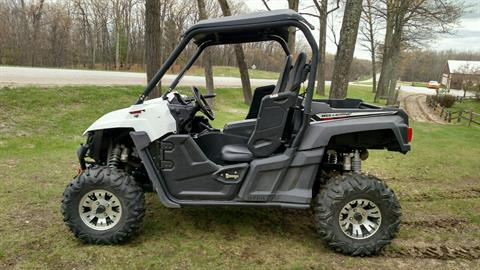 2017 Yamaha Wolverine R-Spec EPS in Baldwin, Michigan