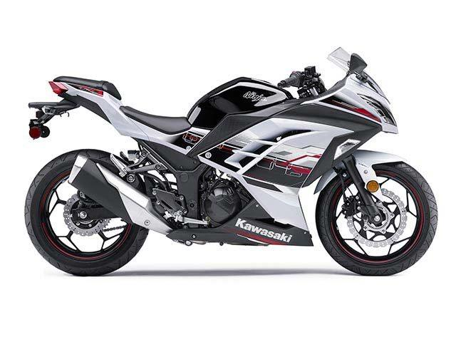 2014 Kawasaki Ninja® 300 SE in Baldwin, Michigan