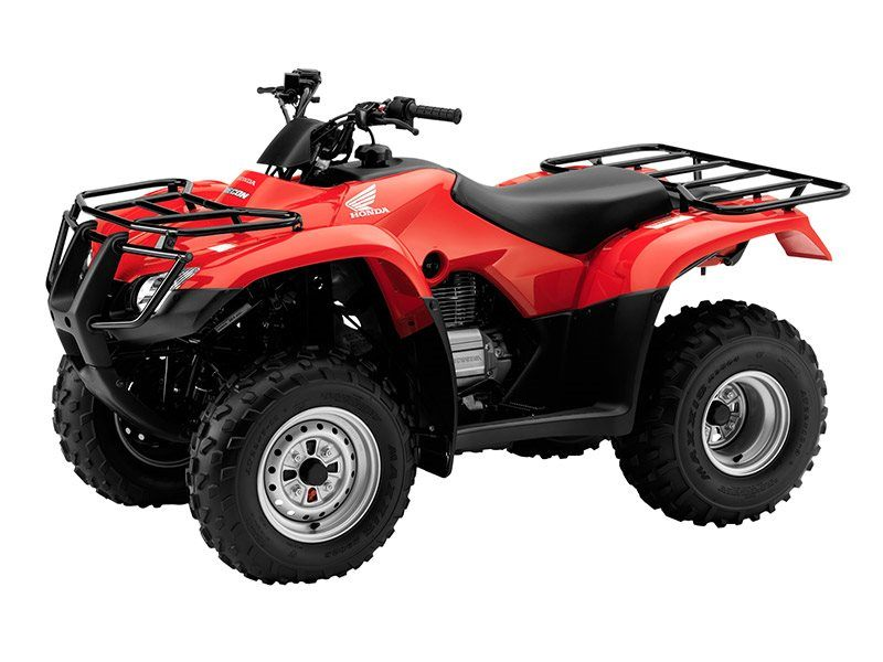 2016 Honda FourTrax Recon ES in Baldwin, Michigan