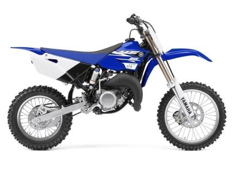 2015 Yamaha YZ85 in Baldwin, Michigan