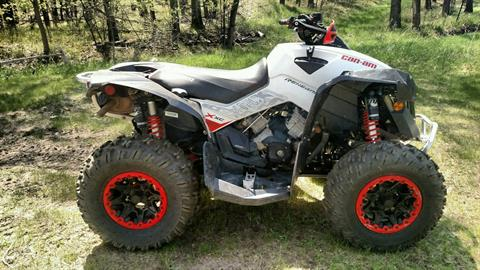 2017 Can-Am Renegade X xc 1000R in Baldwin, Michigan