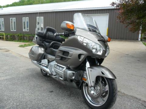 2008 Honda Gold Wing® Audio Comfort Navi in Baldwin, Michigan