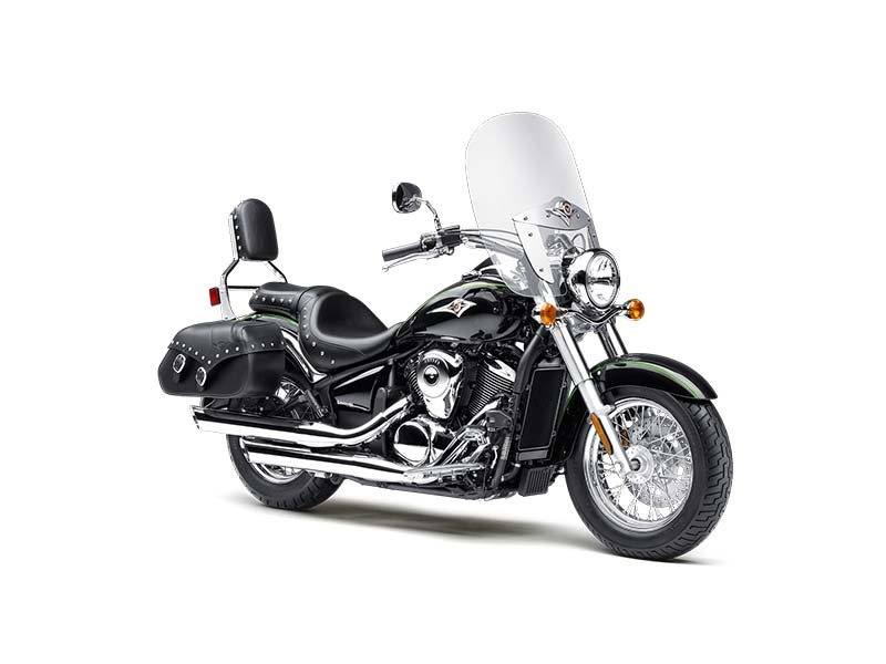 2015 Kawasaki Vulcan® 900 Classic LT in Baldwin, Michigan