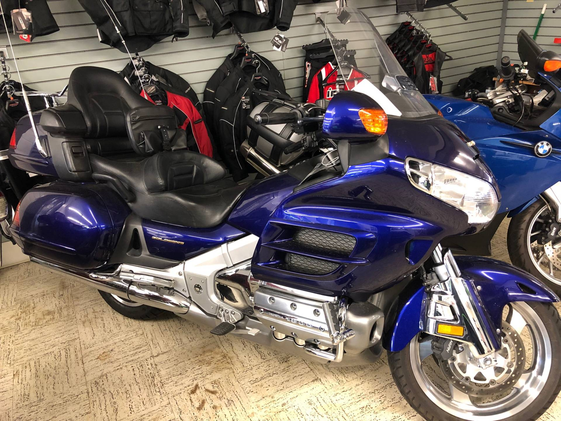 2002 Honda Gold Wing in Redding, California - Photo 1