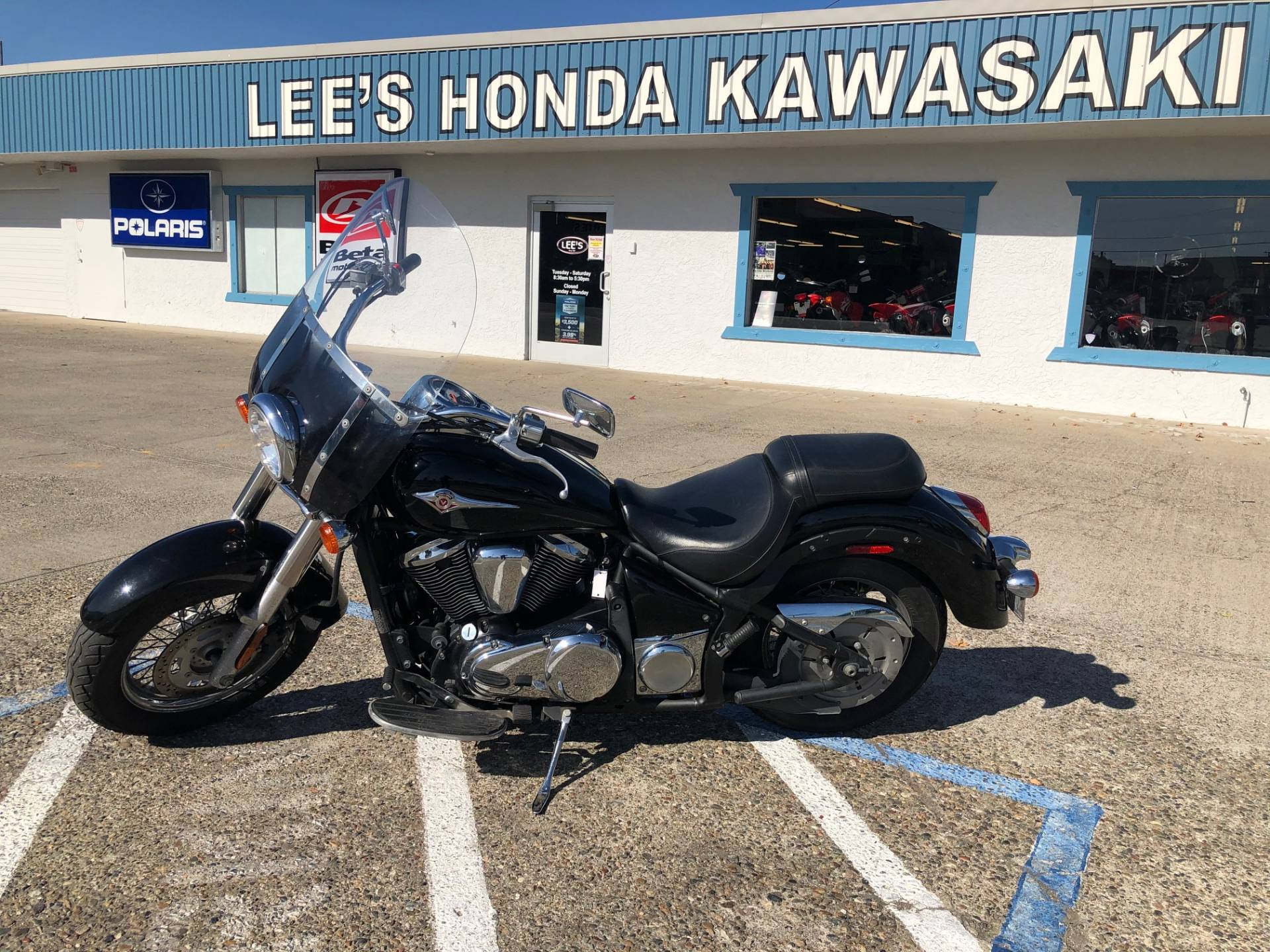 2008 Kawasaki Vulcan® 900 Classic in Redding, California - Photo 1