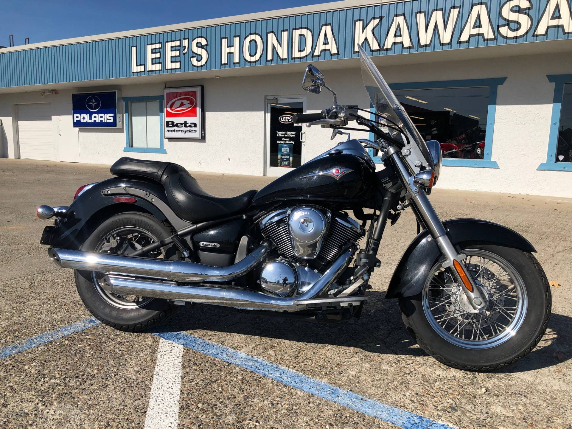 2008 Kawasaki Vulcan® 900 Classic in Redding, California - Photo 2