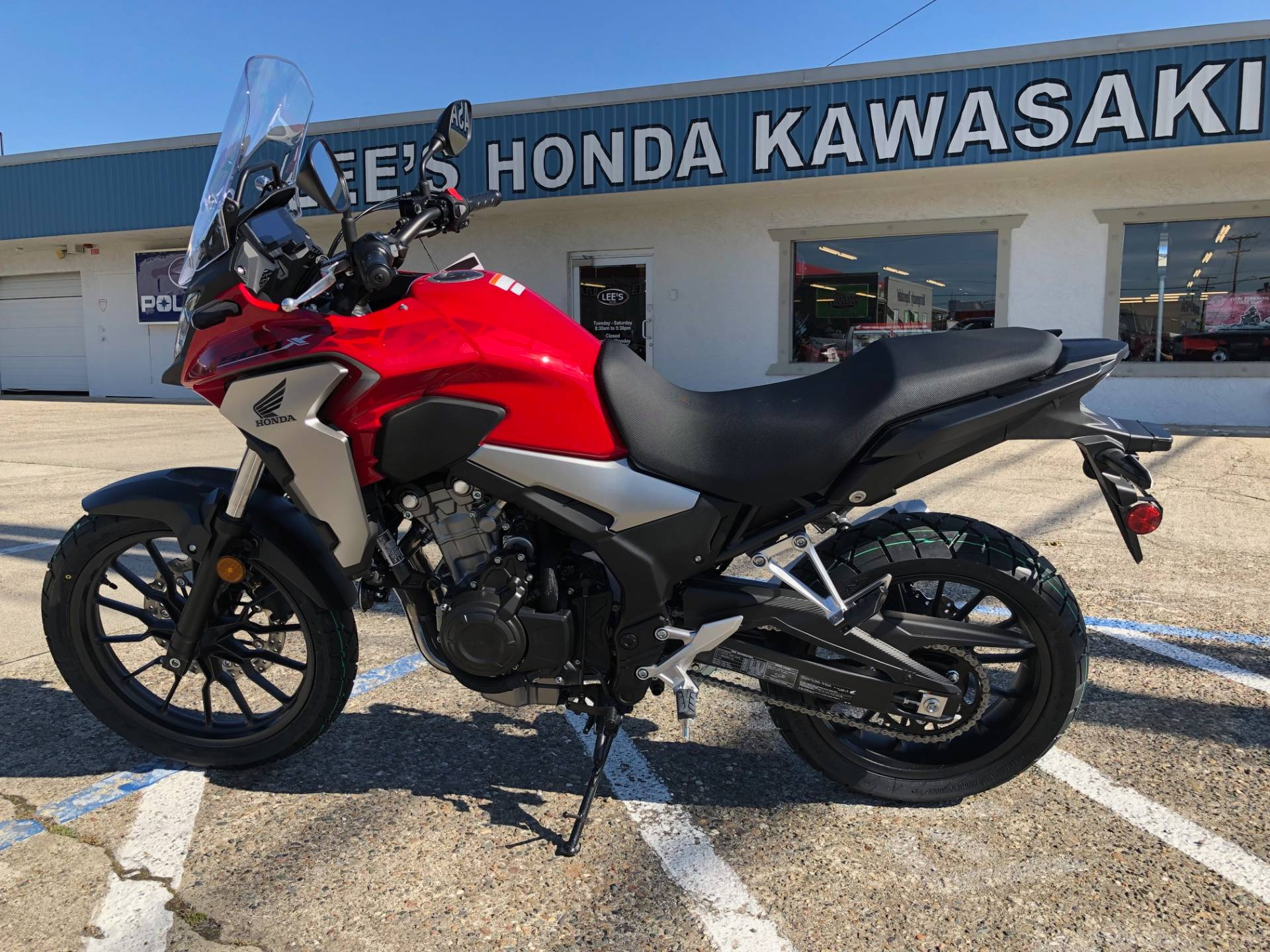 2019 Honda CB500X in Redding, California - Photo 2