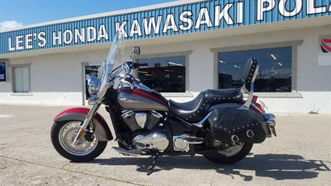 2014 Kawasaki Vulcan® 900 Classic LT in Redding, California