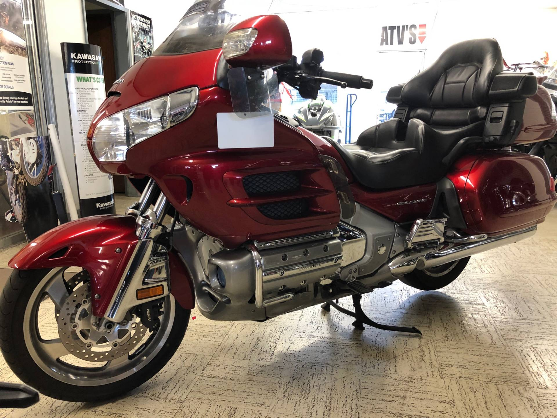 2008 Honda Gold Wing® Audio Comfort Navi ABS in Redding, California - Photo 1