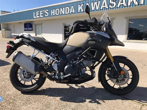 2014 Suzuki V-Strom 1000 ABS in Redding, California