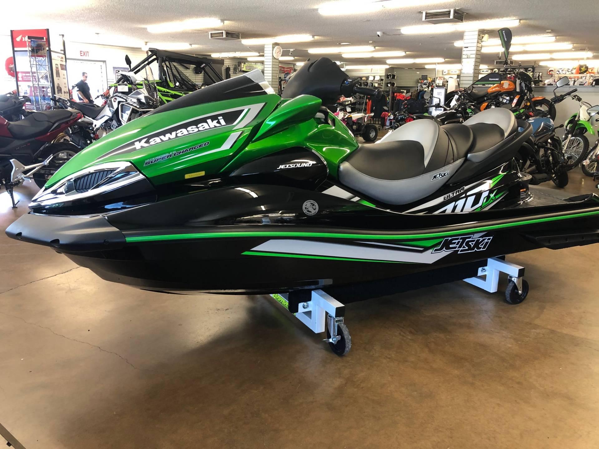 2019 Kawasaki Jet Ski Ultra 310LX in Redding, California