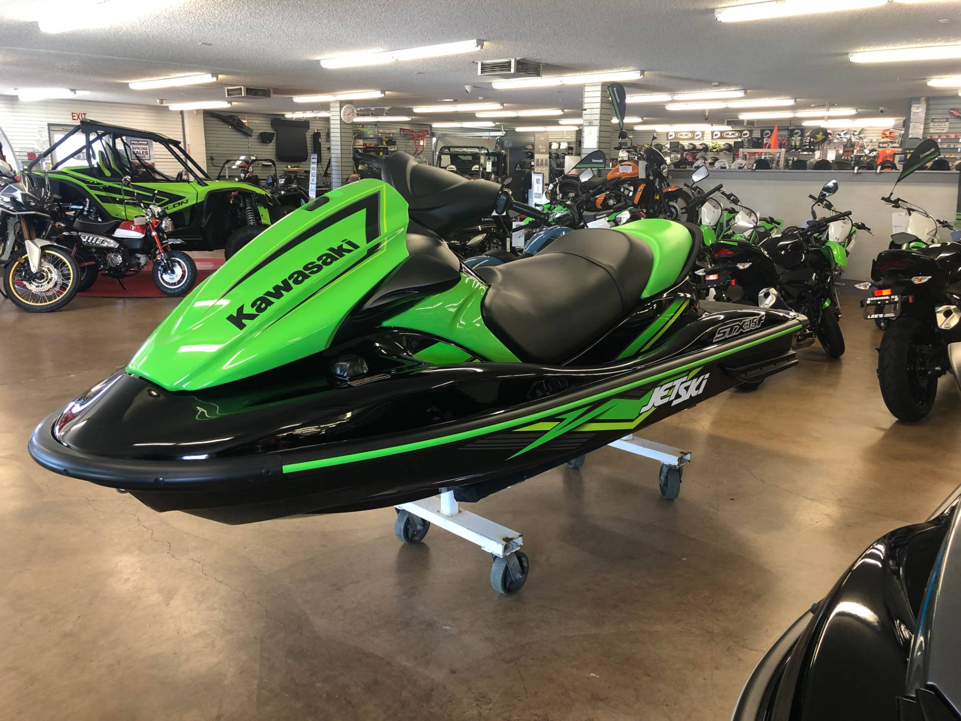 2019 Kawasaki Jet Ski STX-15F in Redding, California - Photo 1