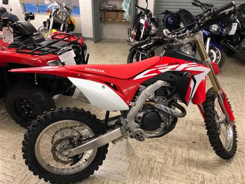 2018 Honda CRF450RX in Redding, California