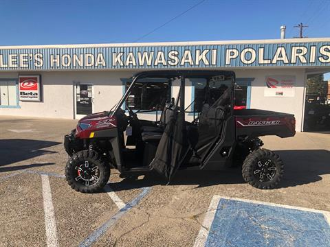 2021 Polaris Ranger Crew XP 1000 Premium + Ride Command Package in Redding, California - Photo 2