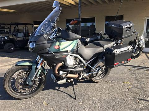 2014 Moto Guzzi Stelvio 1200 NTX ABS in Redding, California