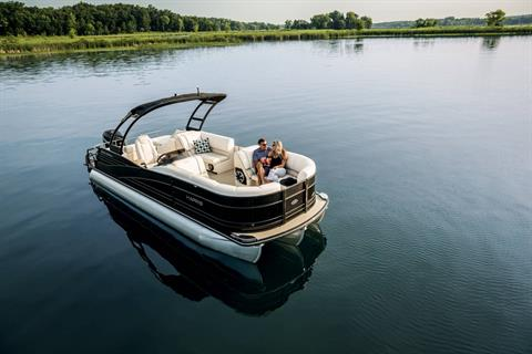 2017 Harris Flotebote Grand Mariner in Manitou Beach, Michigan