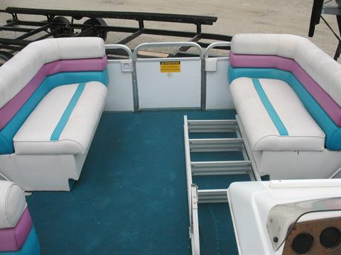1996 Aqua Patio 210 EX in Manitou Beach, Michigan