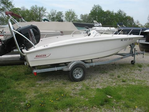 2014 Boston Whaler 170 Super Sport in Manitou Beach, Michigan