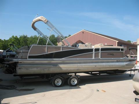 2010 Harris Flotebote Grand Mariner 270 in Manitou Beach, Michigan