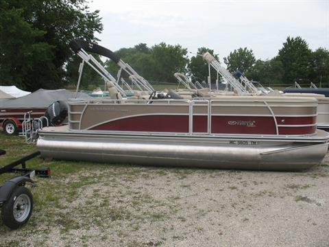 2012 Harris Flotebote Sunliner LS 220 in Manitou Beach, Michigan