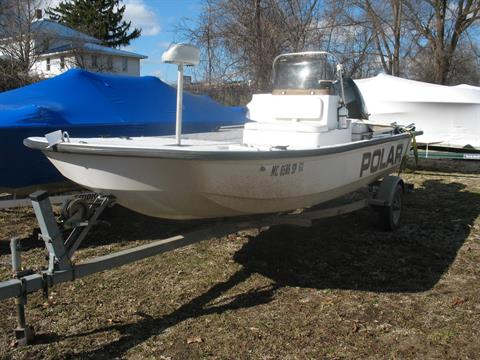 2000 Polar 1780CL in Manitou Beach, Michigan