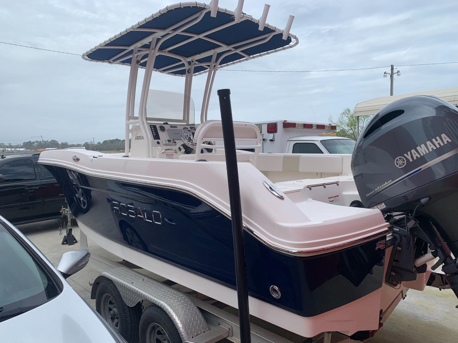 2016 Robalo R200 Center Console in Gulfport, Mississippi - Photo 3