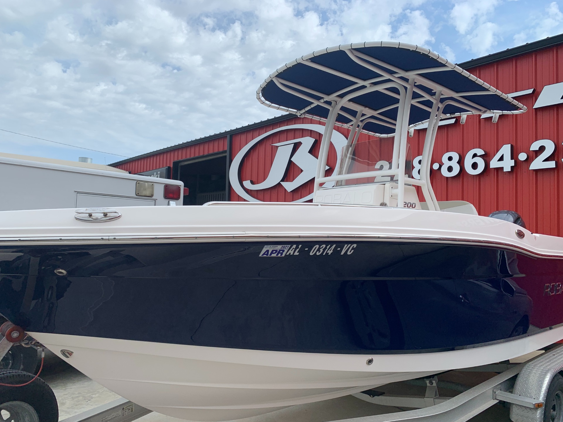 2016 Robalo R200 Center Console in Gulfport, Mississippi - Photo 6