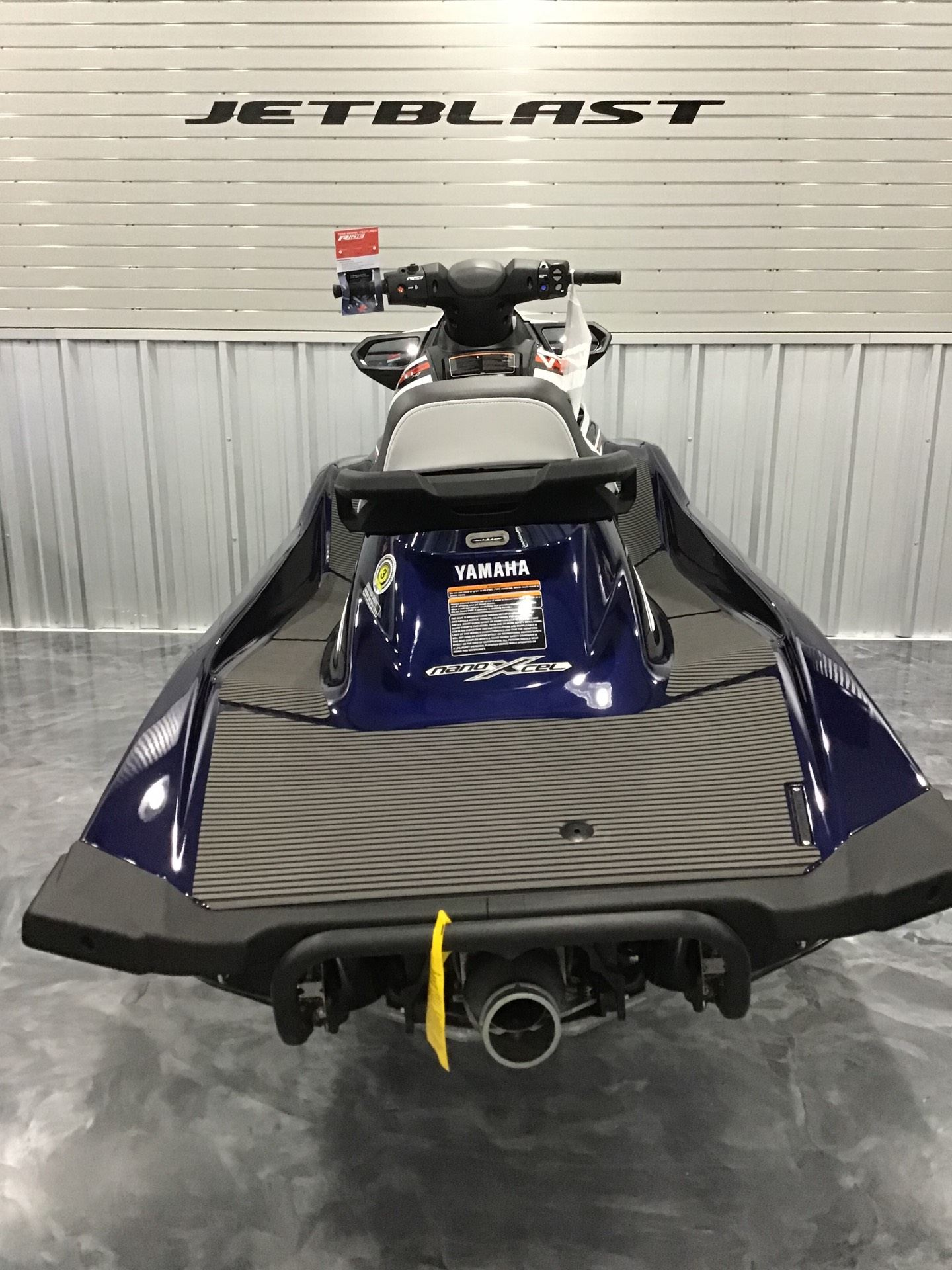 2019 Yamaha VX Cruiser HO in Gulfport, Mississippi - Photo 2