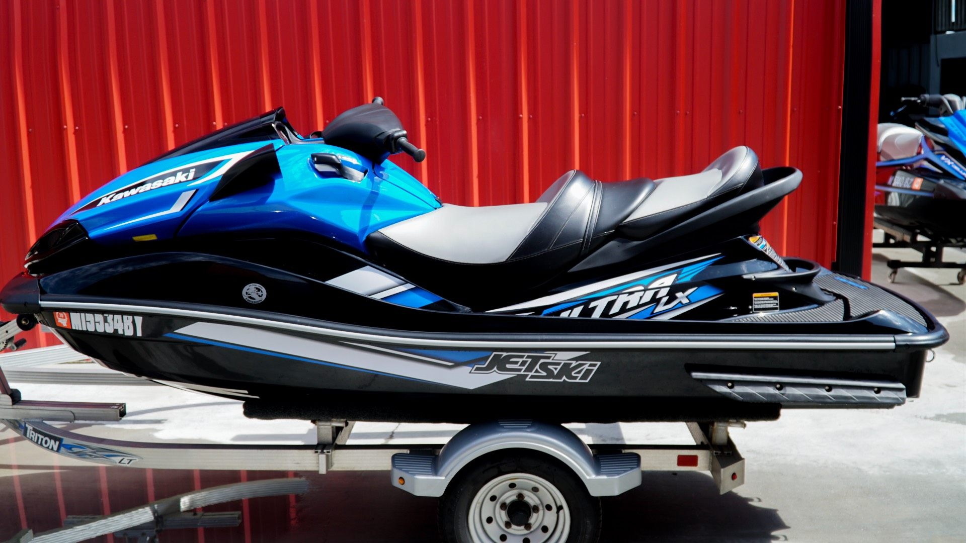 2017 Kawasaki Jet Ski Ultra LX in Gulfport, Mississippi - Photo 1