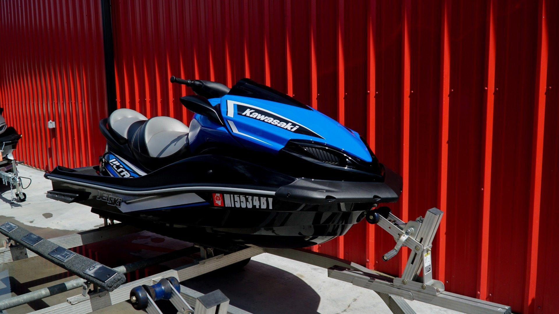2017 Kawasaki Jet Ski Ultra LX in Gulfport, Mississippi - Photo 4