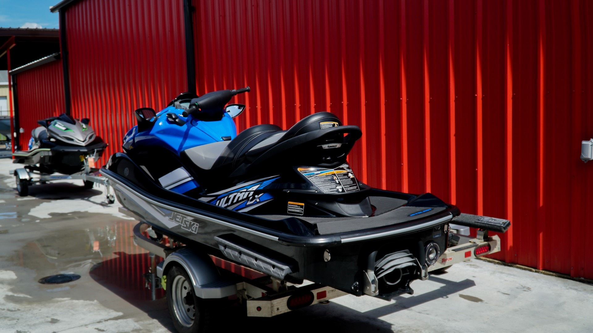 2017 Kawasaki Jet Ski Ultra LX in Gulfport, Mississippi - Photo 8