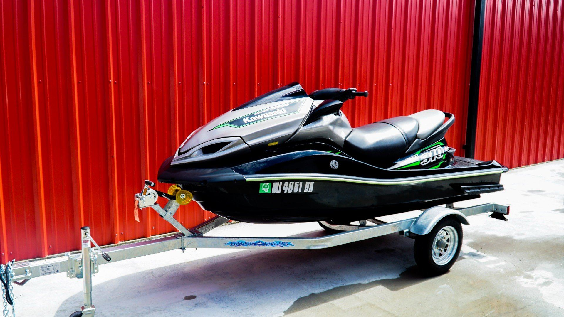 2015 Kawasaki Jet Ski® Ultra®310X in Gulfport, Mississippi - Photo 2