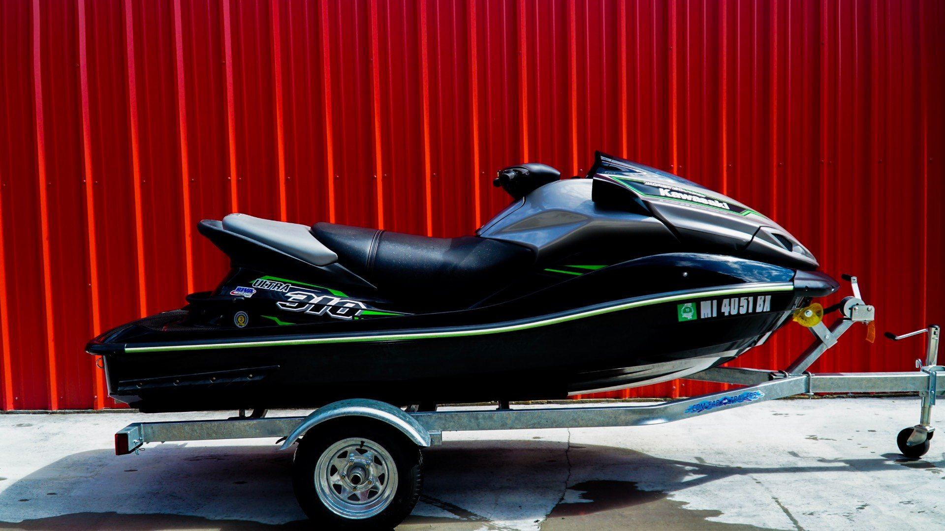 2015 Kawasaki Jet Ski® Ultra®310X in Gulfport, Mississippi - Photo 5