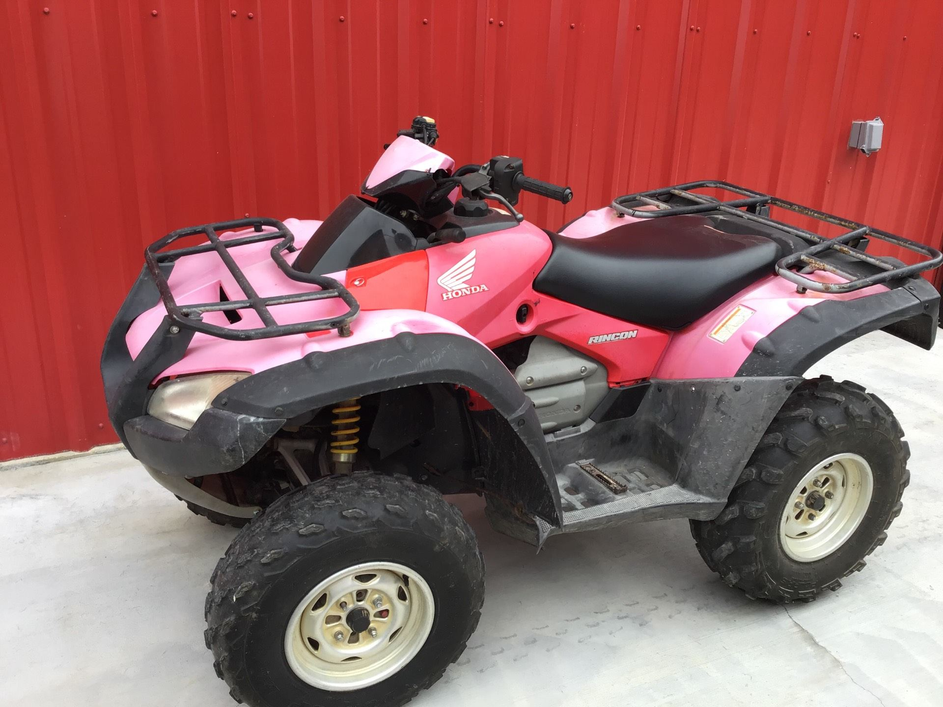 2005 Honda FourTrax® Rincon™ in Gulfport, Mississippi - Photo 2